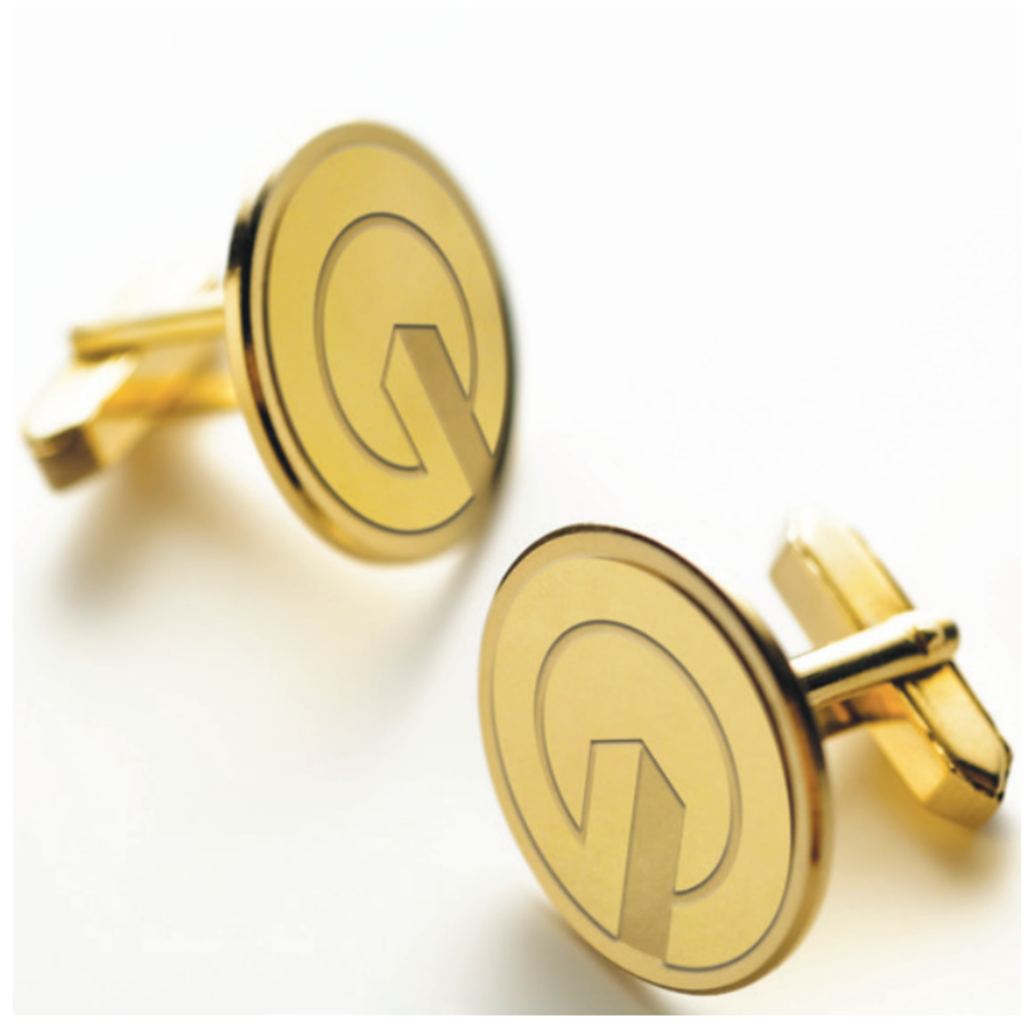 Grace Construction Chattanooga, TN Gold Cufflinks