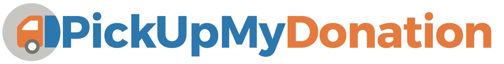 PickUpMyDonation Logo Design Knoxville TN