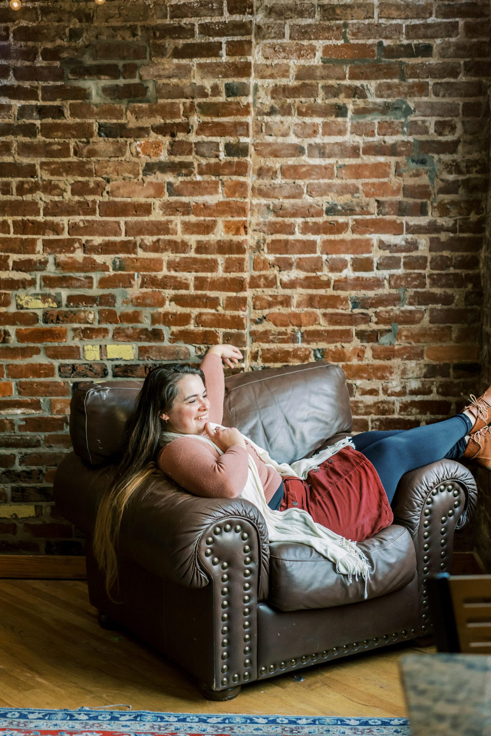 Samantha Goggans - Owner of Foreknown Creative